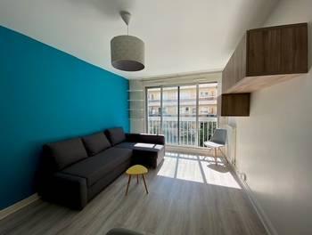 Appartement meublé 2 pièces 43,15 m2