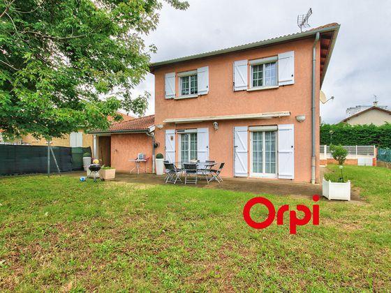 Vente maison 5 pièces 117,8 m2