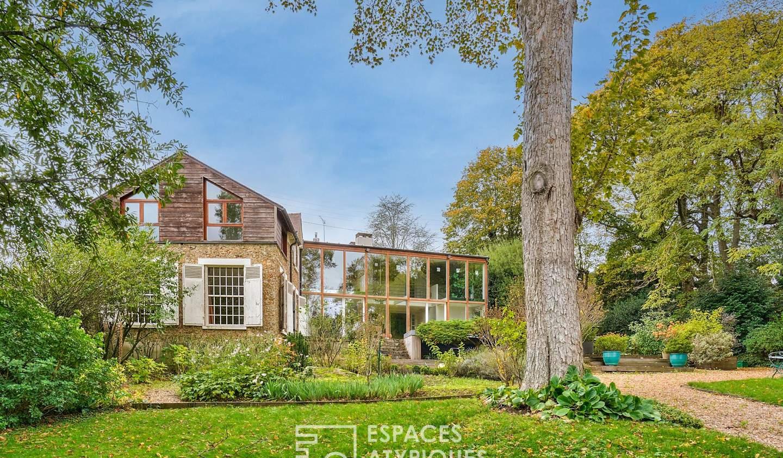Maison avec terrasse Orgeval