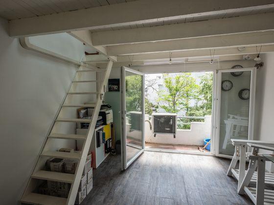 Vente studio 25,93 m2