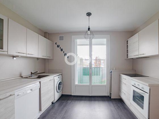 Vente appartement 3 pièces 69,17 m2