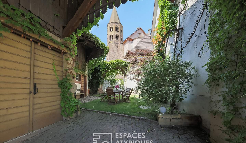 House with pool Gundolsheim