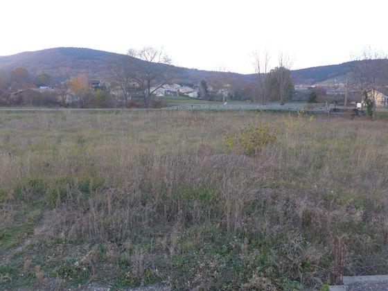 Vente terrain 1682 m2