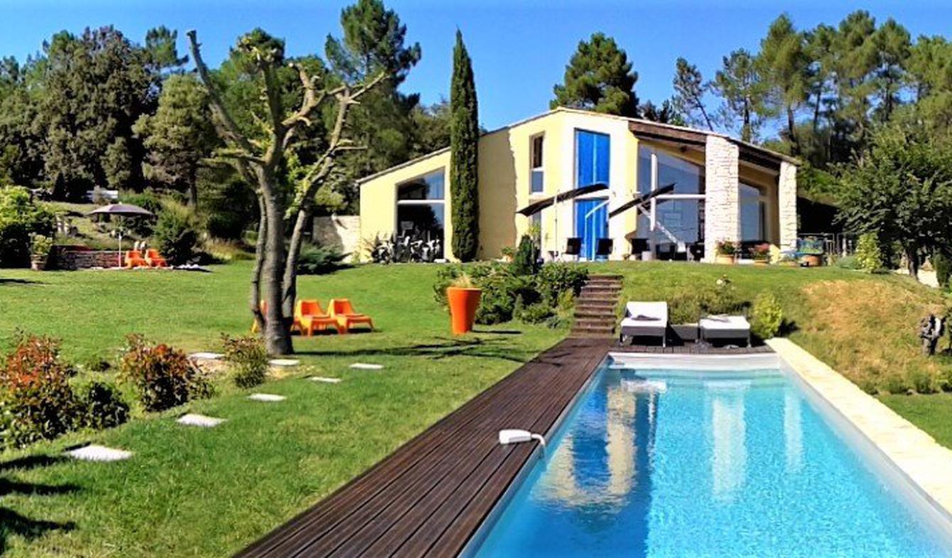 Propriété avec piscine Vallon-Pont-d'Arc