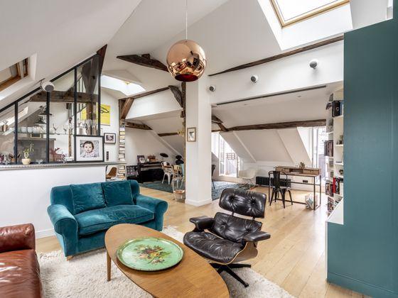 Vente appartement 3 pièces 117 m2