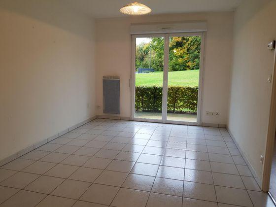 Vente appartement 2 pièces 35,2 m2