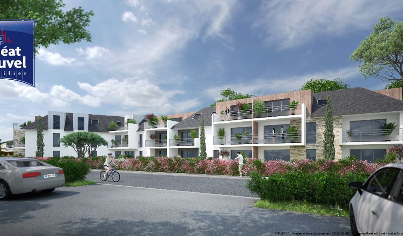 Appartement avec terrasse Arzon