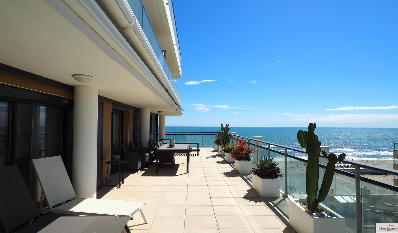 Appartement avec terrasse Canet plage