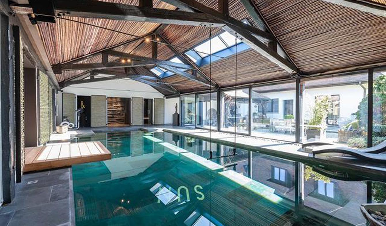Maison avec piscine Uccle
