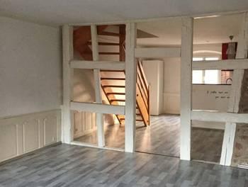 Appartement 3 pièces 88,32 m2