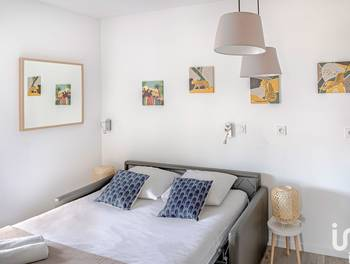 Appartement meublé 2 pièces 20 m2