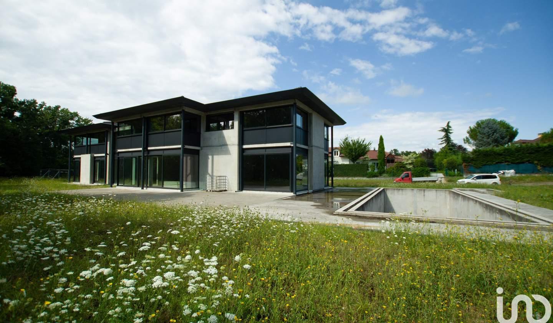 Maison avec piscine et terrasse Messery