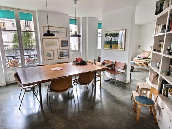 Vente appartement 3 pièces 73,43 m2