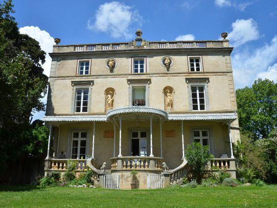 Vente maison 27 pièces 1200 m2