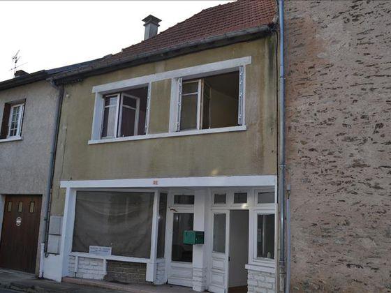 vente Maison 5 pièces 61 m2 Payzac