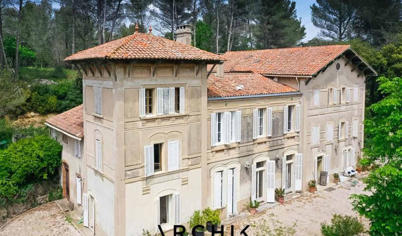 Maison avec terrasse Aubagne