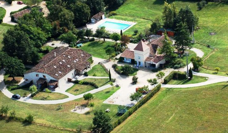 Maison Monflanquin