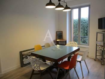 Appartement meublé 2 pièces 23,85 m2