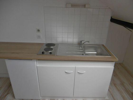 Location appartement 2 pièces 22,34 m2