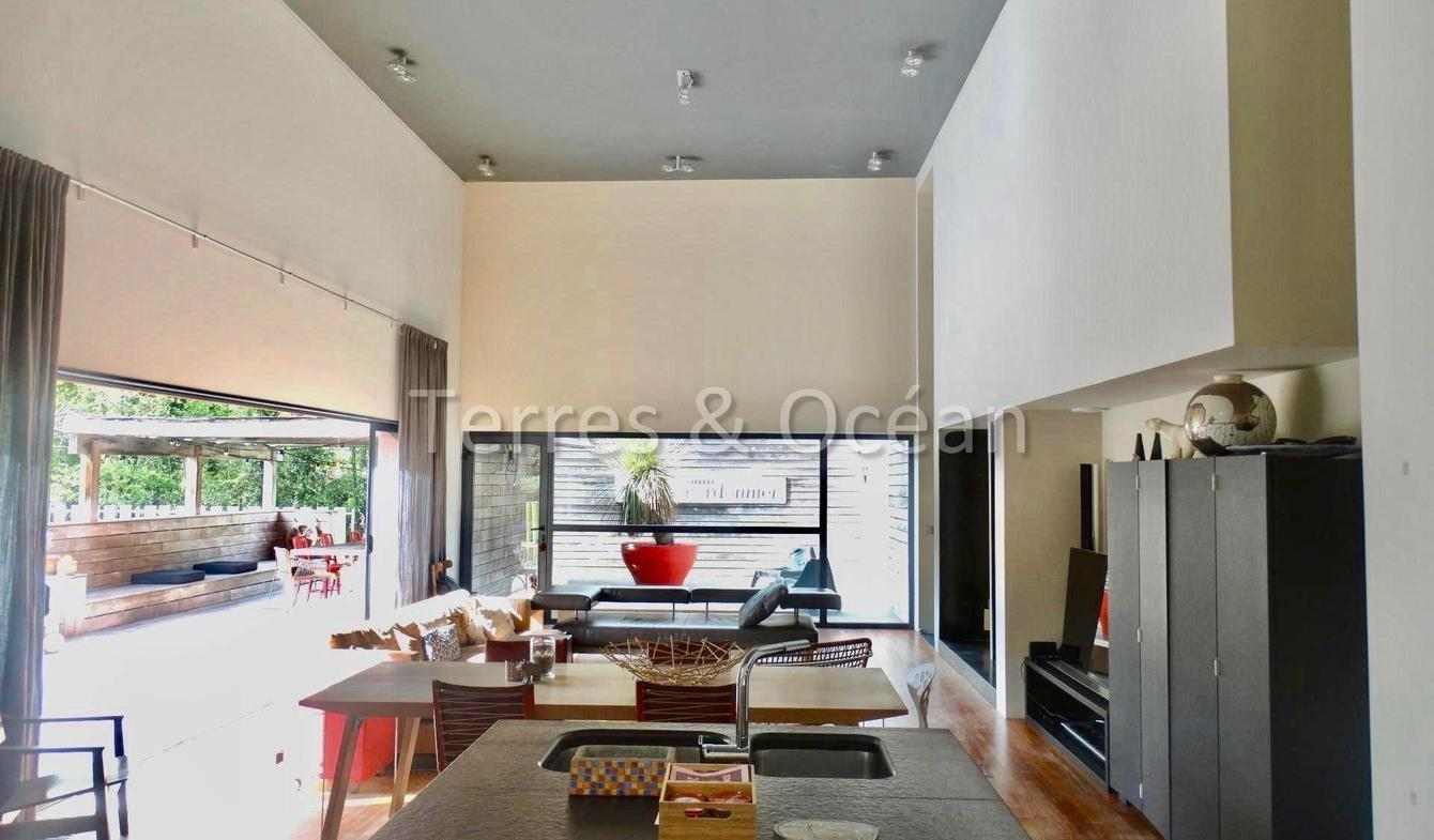 Villa avec piscine et terrasse Hossegor