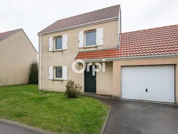 Maison 4 pièces 83,05 m2