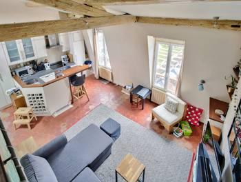 Appartement 2 pièces 50,24 m2