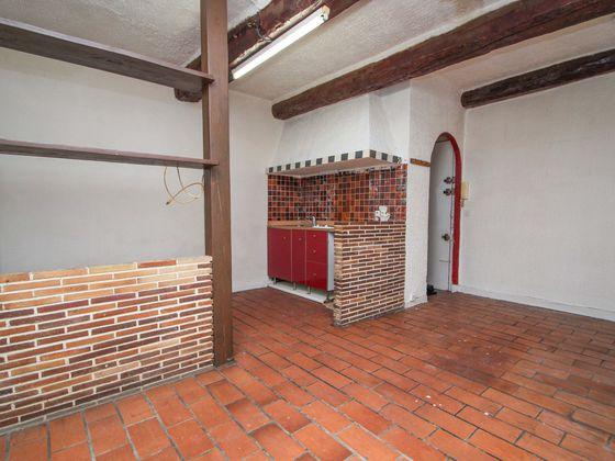 Vente studio 24,37 m2