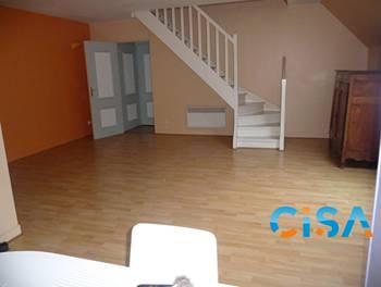 Appartement 4 pièces 80,4 m2