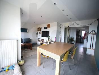 Appartement 4 pièces 76,59 m2