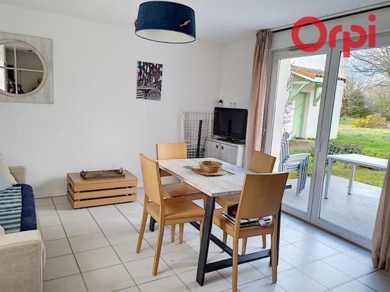 Vente maison 2 pièces 34,29 m2