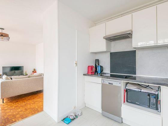 Vente appartement 3 pièces 56,9 m2