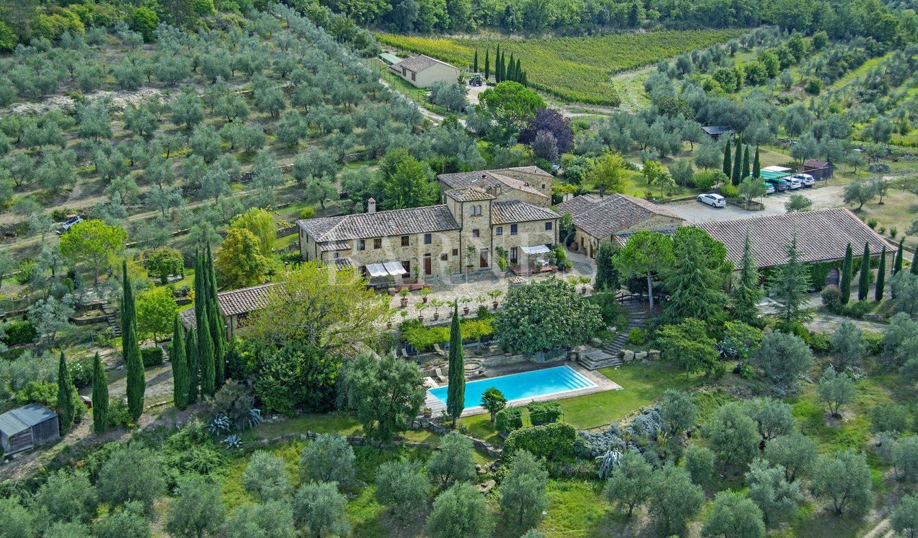 Villa avec piscine Tavarnelle Val di Pesa