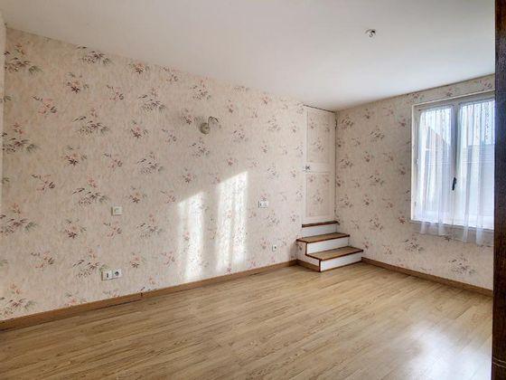 Vente maison 8 pièces 118 m2