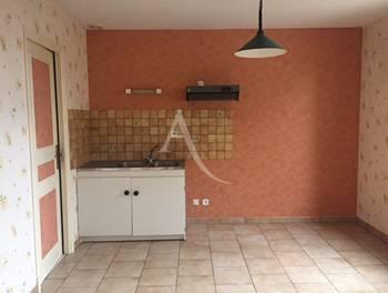Appartement 2 pièces 25,56 m2