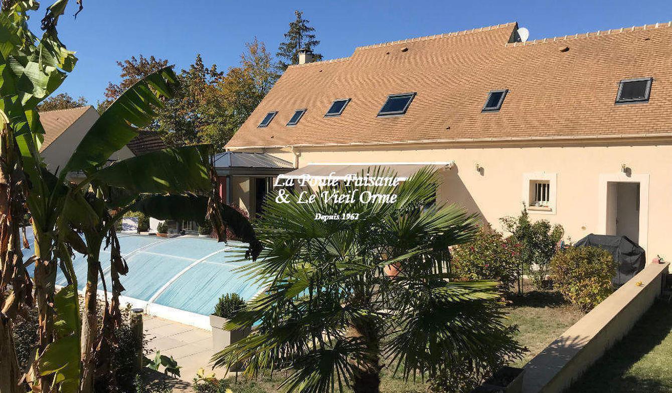 Maison avec piscine Houdan