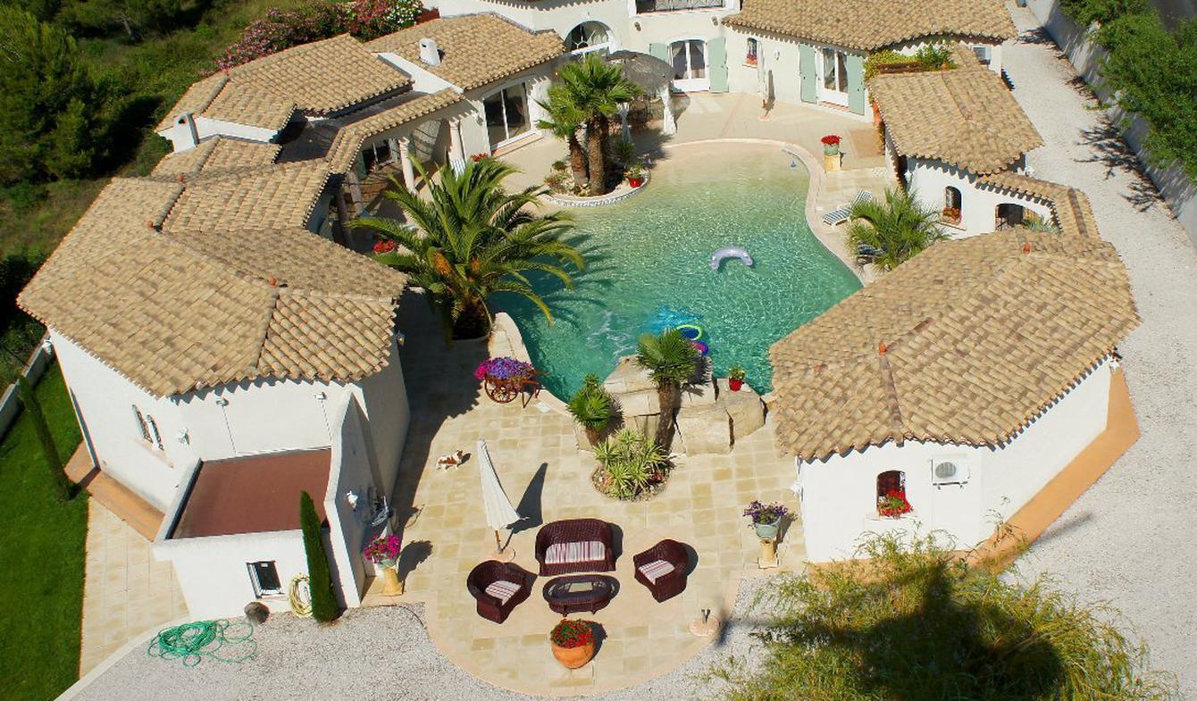 Property with pool Murviel-lès-Béziers