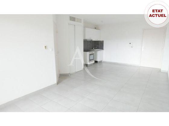 Vente appartement 2 pièces 42,01 m2
