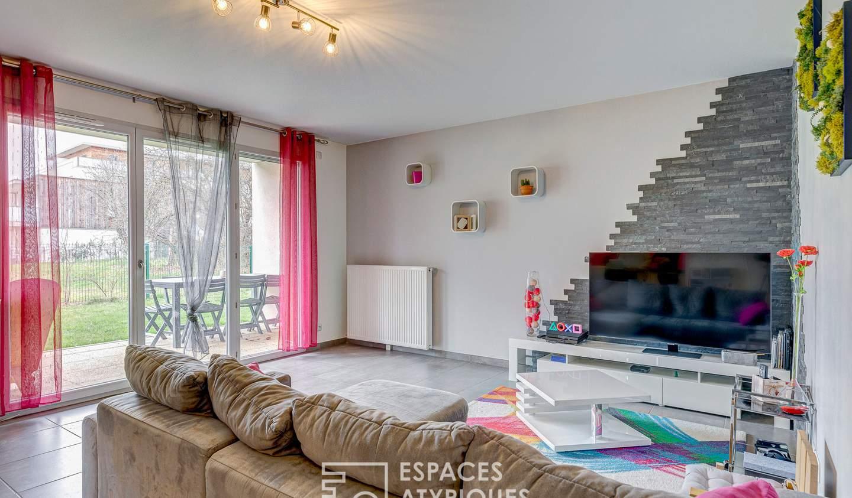 Apartment with terrace Aix-les-Bains