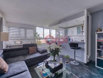 Appartement 2 pièces 55,55 m2