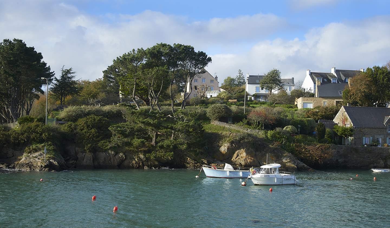 Maison en bord de mer avec jardin Clohars-carnoet