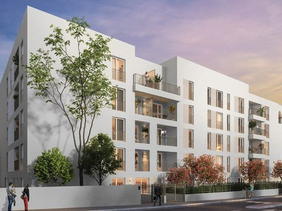 Vente appartement 3 pièces 58,98 m2