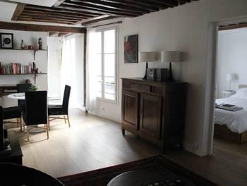 Appartement meublé 2 pièces 40,15 m2