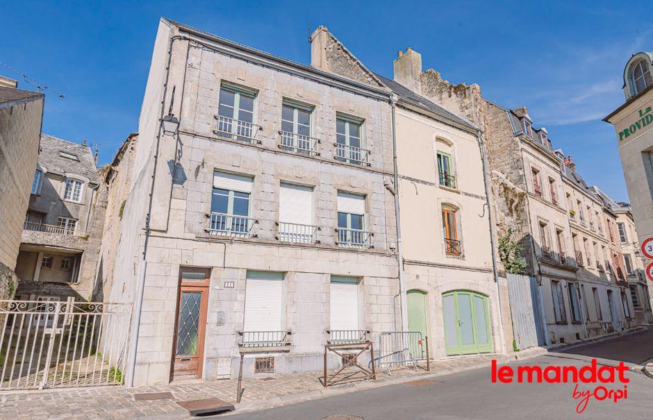 Vente appartement 4 pièces 60 m² à Laon (02000), 71 000 €