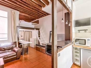 Appartement meublé 2 pièces 26,17 m2