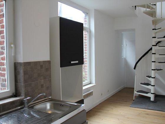 vente Appartement 2 pièces 26 m2 Lille
