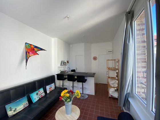 Vente studio 19,08 m2