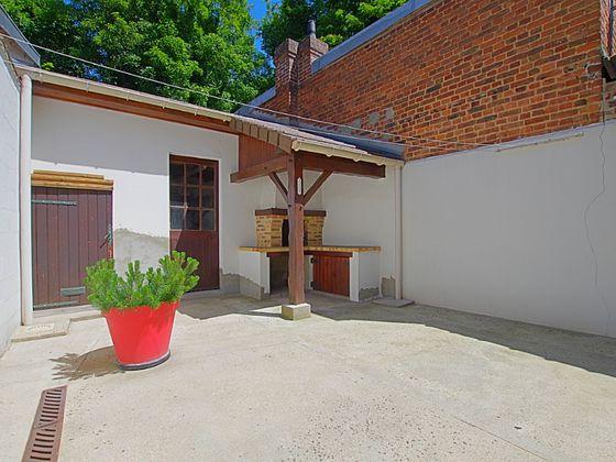Vente maison 4 pièces 85,82 m2