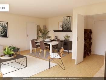 Appartement 5 pièces 98,8 m2