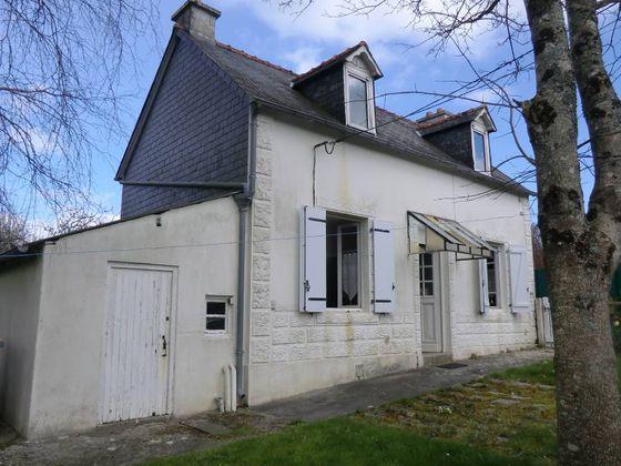 Vente maison 5 pièces 54,54 m2