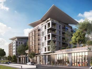 Appartement 3 pièces 58,84 m2